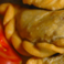 Samboussek viande